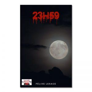23h59 - Une histoire à télécharger par Félixe Lesage