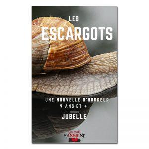 Les escargots - Une histoire à télécharger