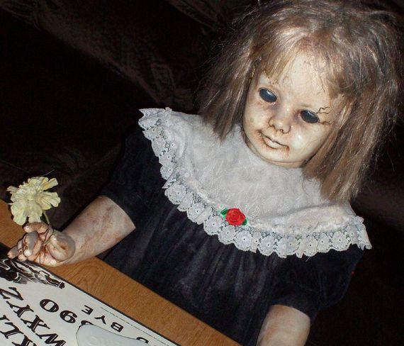 La poupée - Une histoire à télécharger